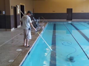 Swimming Pool Cleaning in Peachtree City and Fayetteville, GA